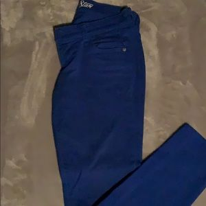 Electric blue old navy pants